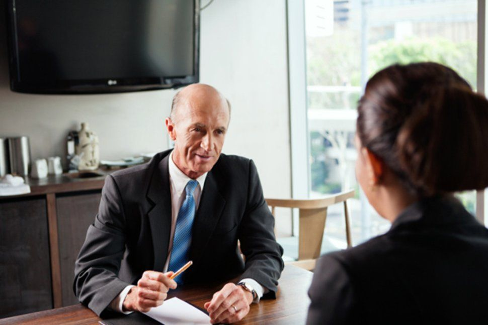 How to describe your weaknesses in a job interview job