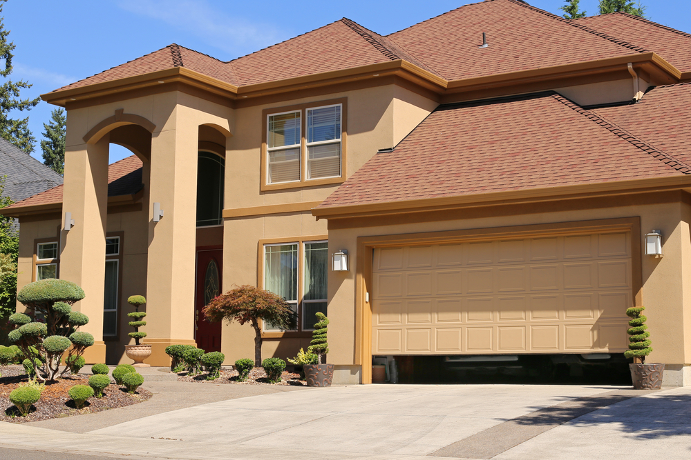 History Of Garage Doors And Their Types Garage Doors Garage Door Types Garage Door Design
