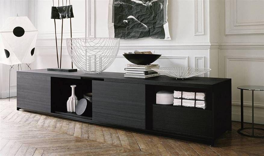 """Contenitori: MIDA -"""" Collezione: Maxalto """" Design: Antonio Citterio"""