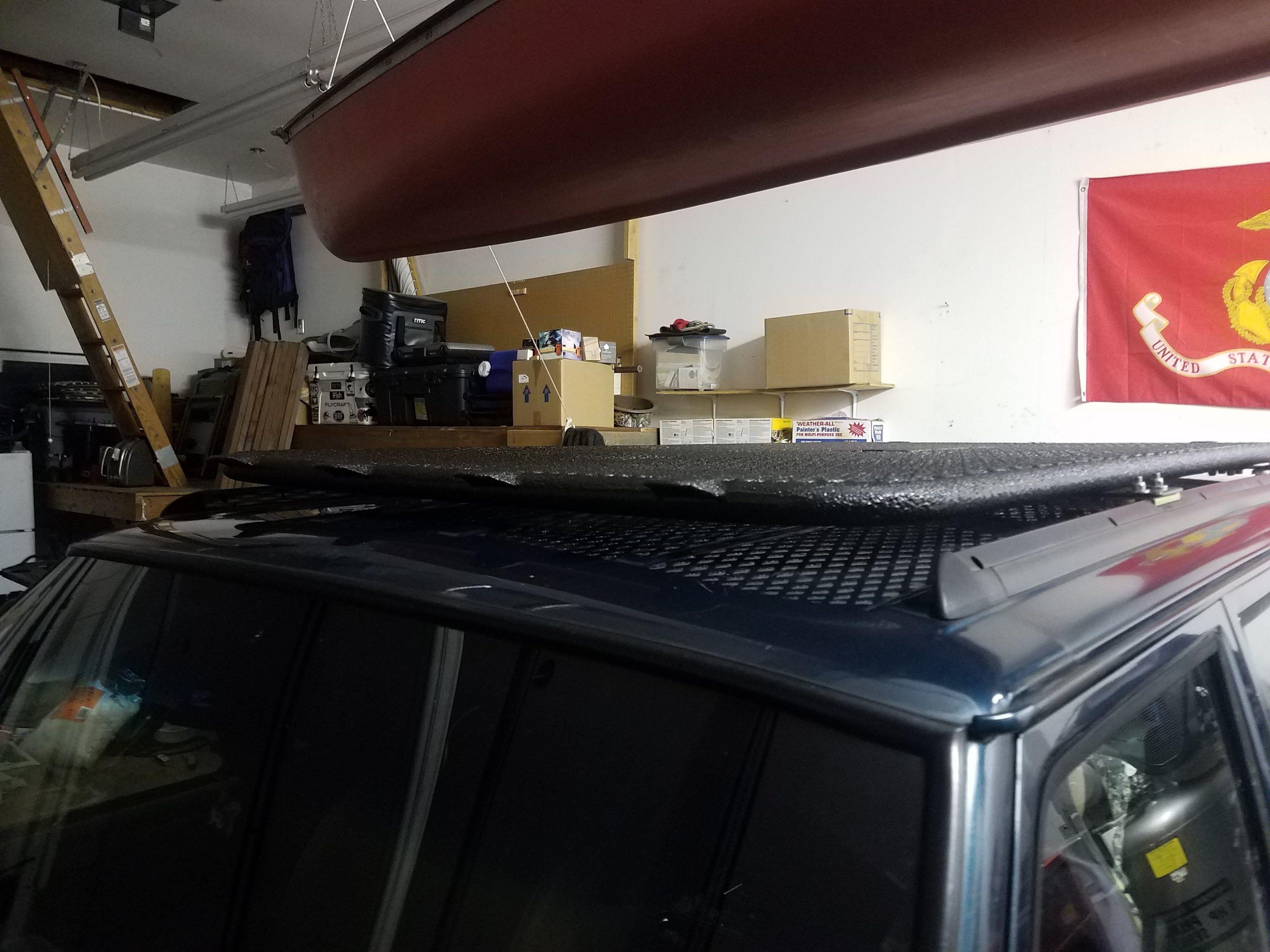 Jeep Cherokee Xj Platform Roof Rack Jeep Cherokee Roof Rack