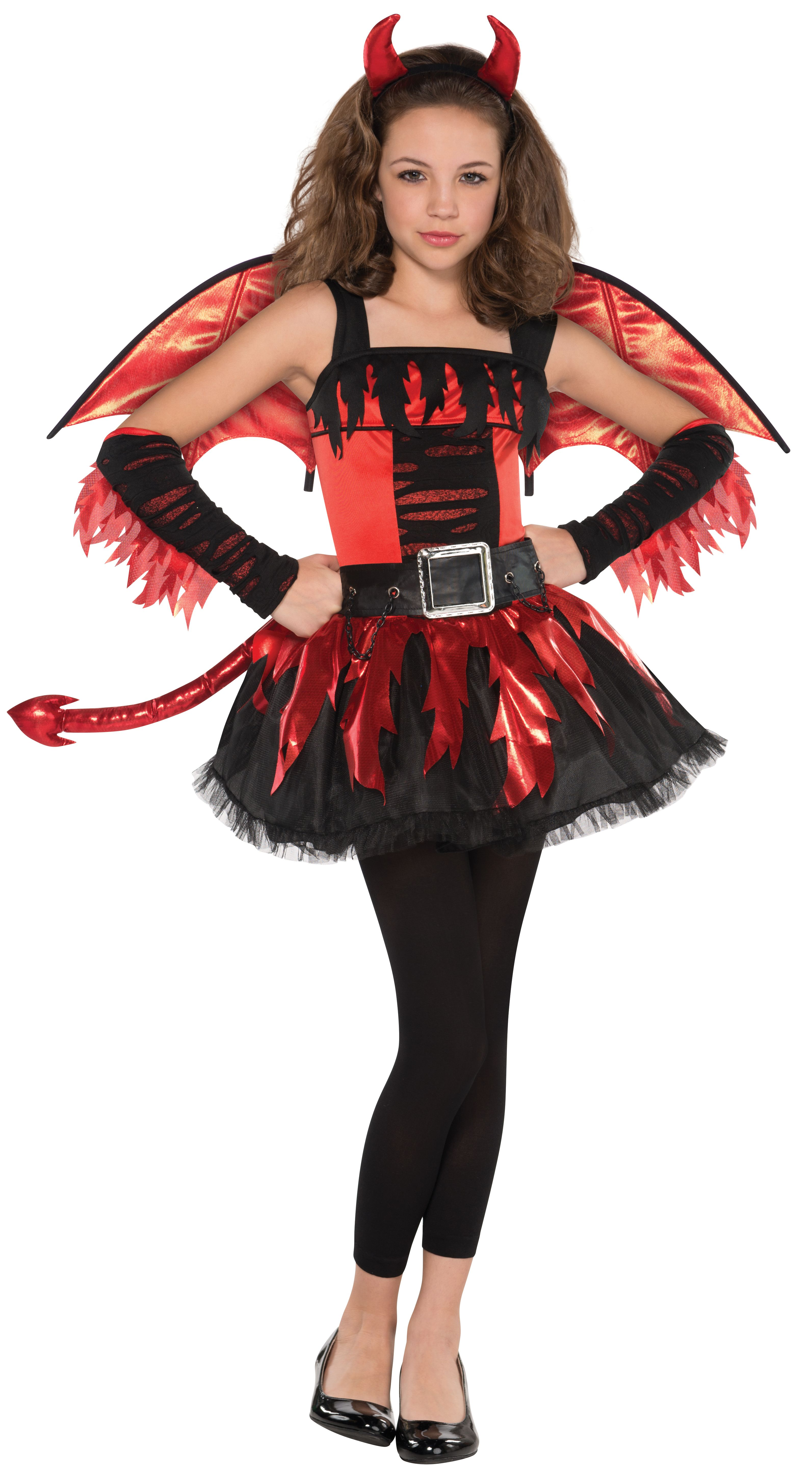 devil halloween costumes for kids girls google search halloween pinterest halloween. Black Bedroom Furniture Sets. Home Design Ideas