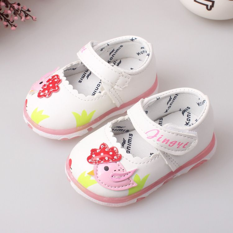 >> Click to Buy << new Brand Leather Lovely Kids Children Sneakers Shoes For Girls Princess New 2016 Autumn Spring #Affiliate