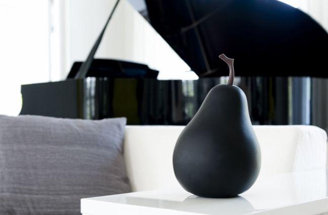Pottery Pots black pear