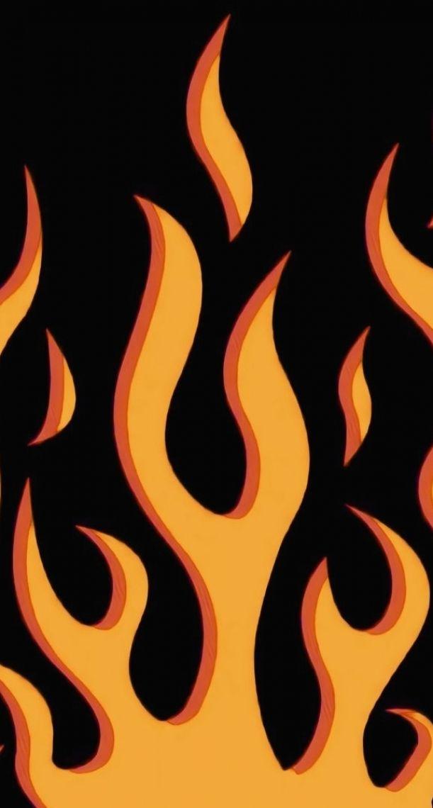 fire fuego, fondo de pantalla, wallpaper, iphone