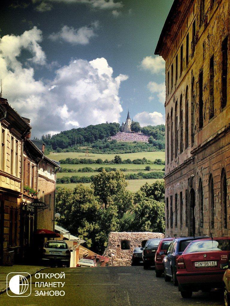 Старинный городок Левоча - Путешествуем вместе