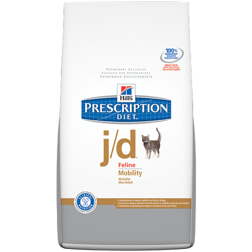 Hill's® Prescription Diet® j/d® Feline Mobility Hills
