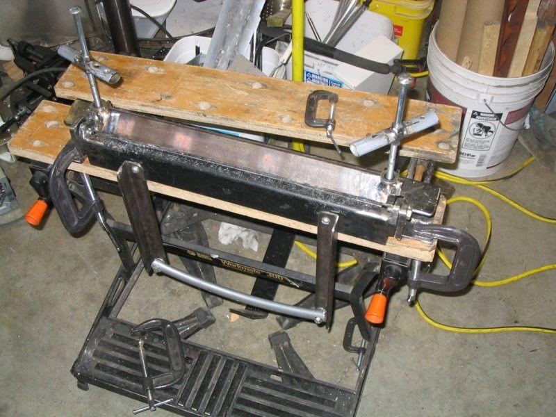 Sheetmetal Brake By Amillar Sheet Metal Brake And Spot