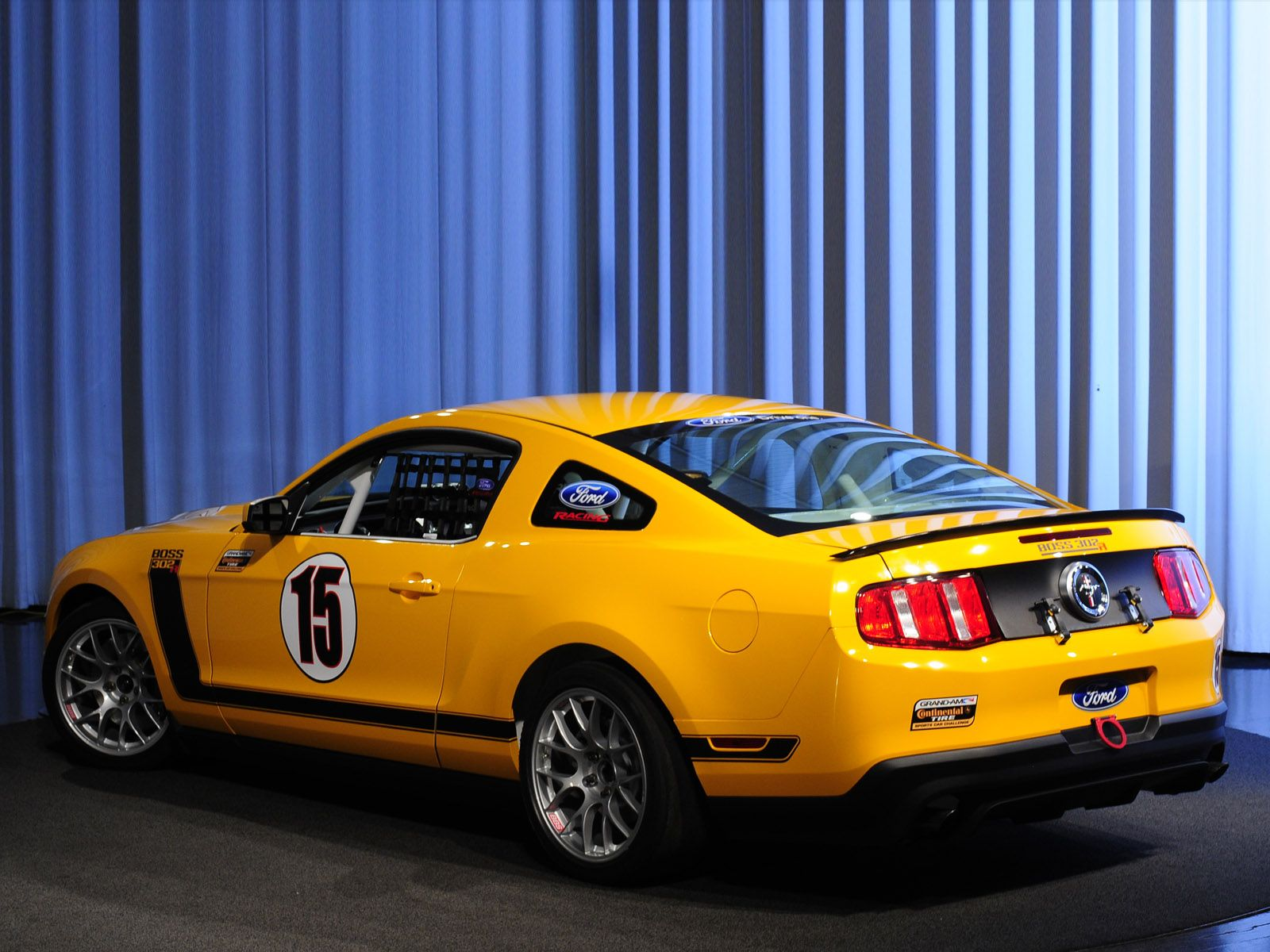 2011 Ford Mustang BOSS 302R Classic Mustangs Pinterest