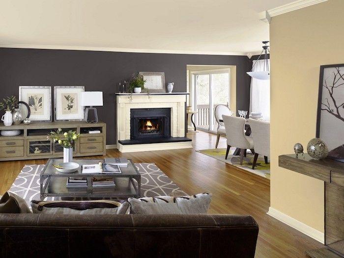 ▷ 1001 + Ideen zum Thema Welche Farbe passt zu grau? Innenräume