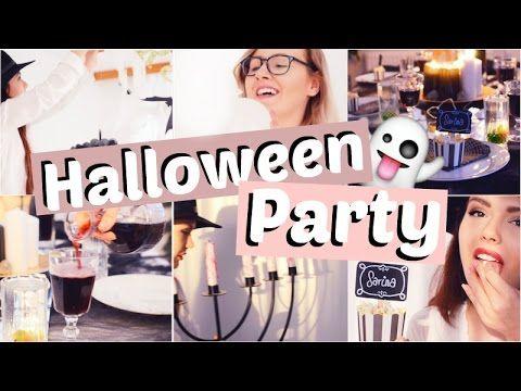 8 Halloween Deko-Ideen zum Selbermachen für Zuhause ...