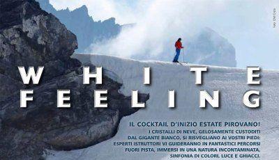Stelvio, apertura 1 giugno con 'White Feeling'