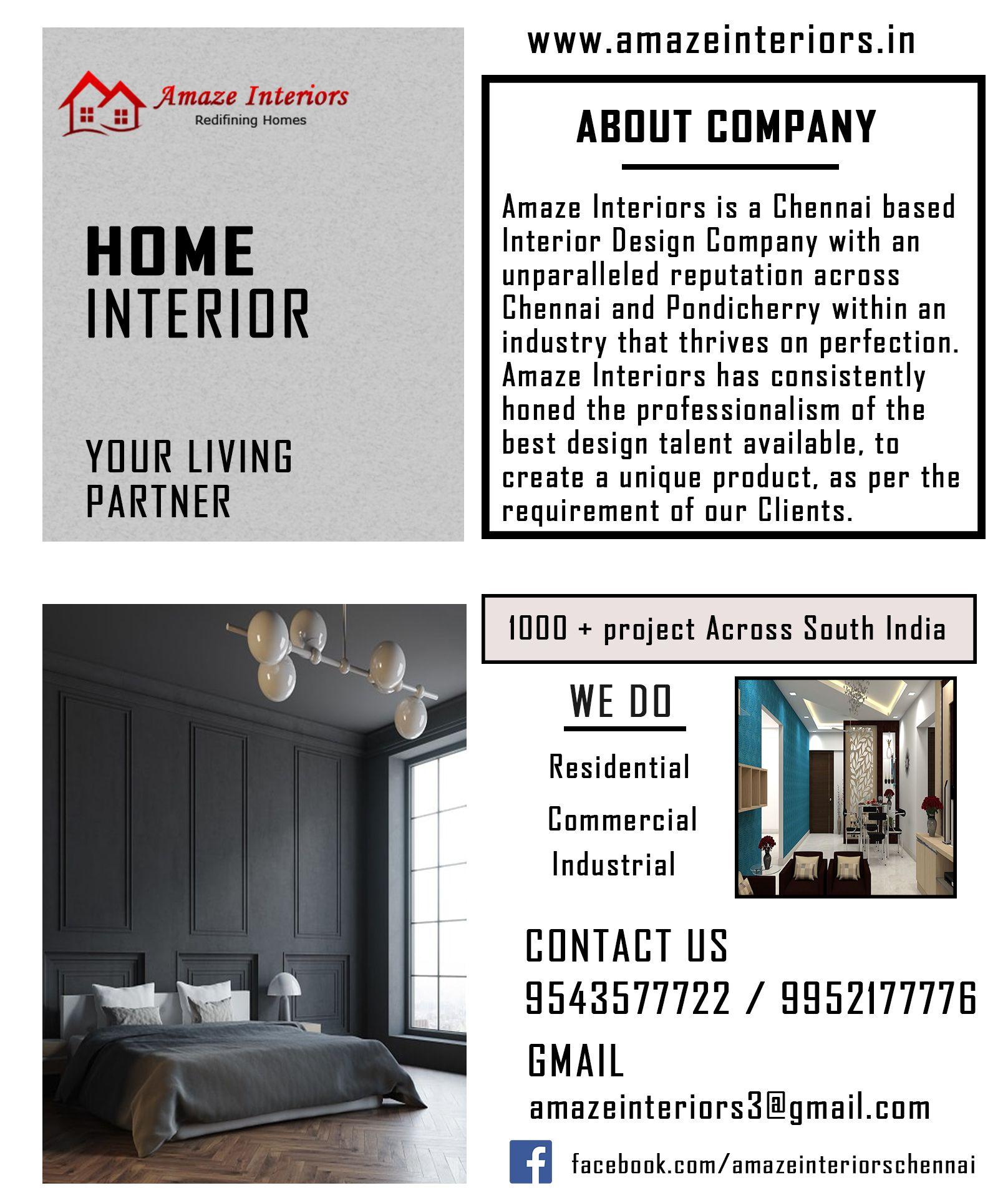 interior design industry in india companies
