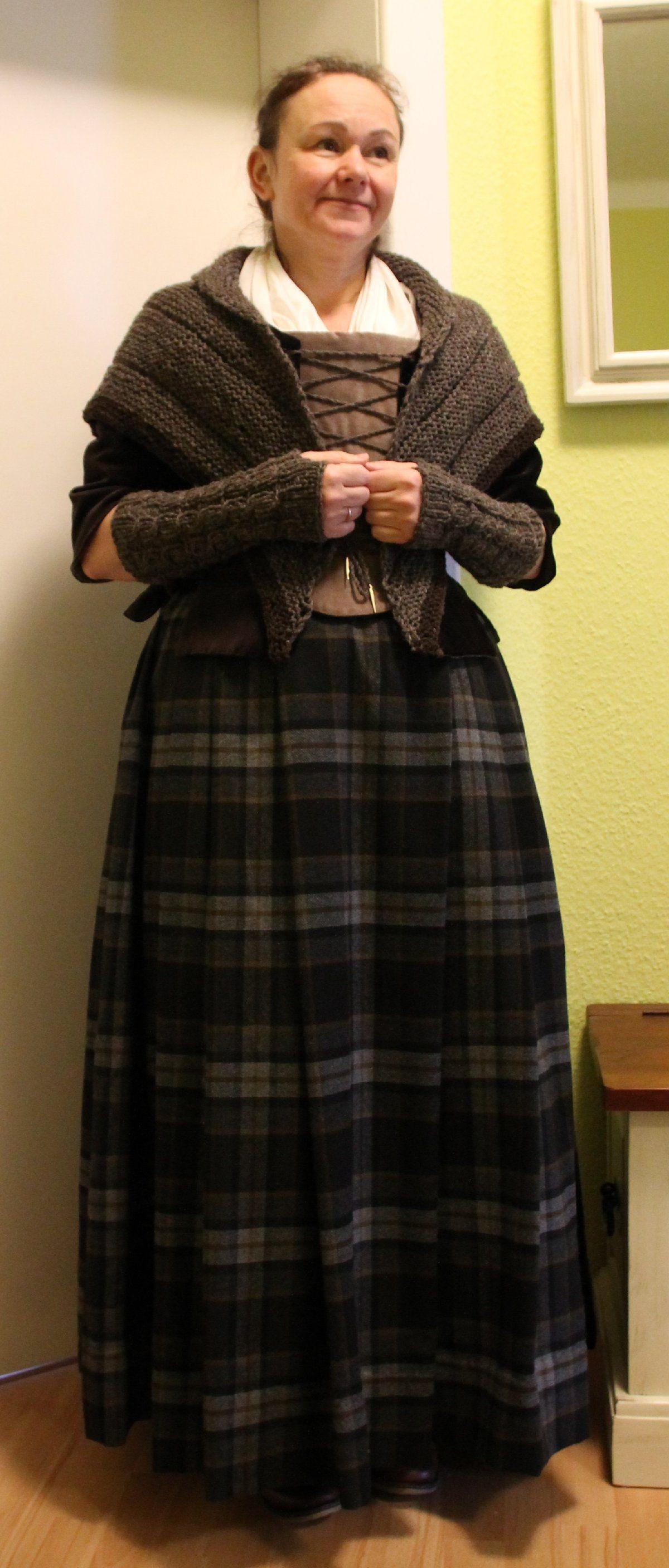 Outlander - Mauras Outfit | Scottland Kleidung | Pinterest ...