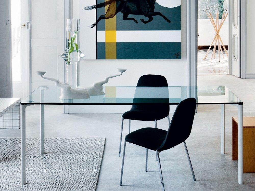 Sedie Zanotta ~ Zanotta spillo dining table by damian williamson chaplins