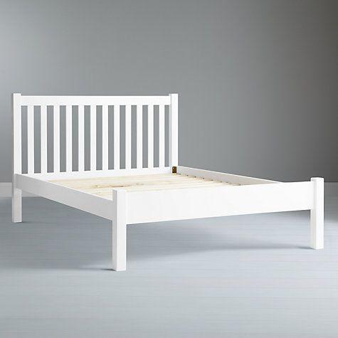Wilton Bed Frame, Double | Bed frame double, Bed frames and John lewis