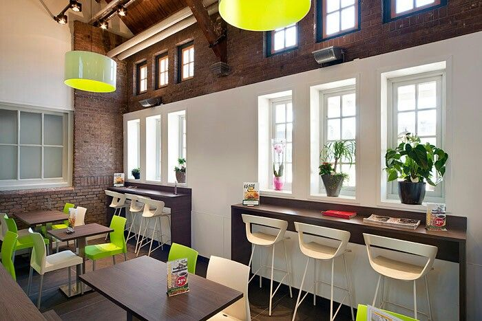 Cafetaria interieur | cafetaria | Pinterest