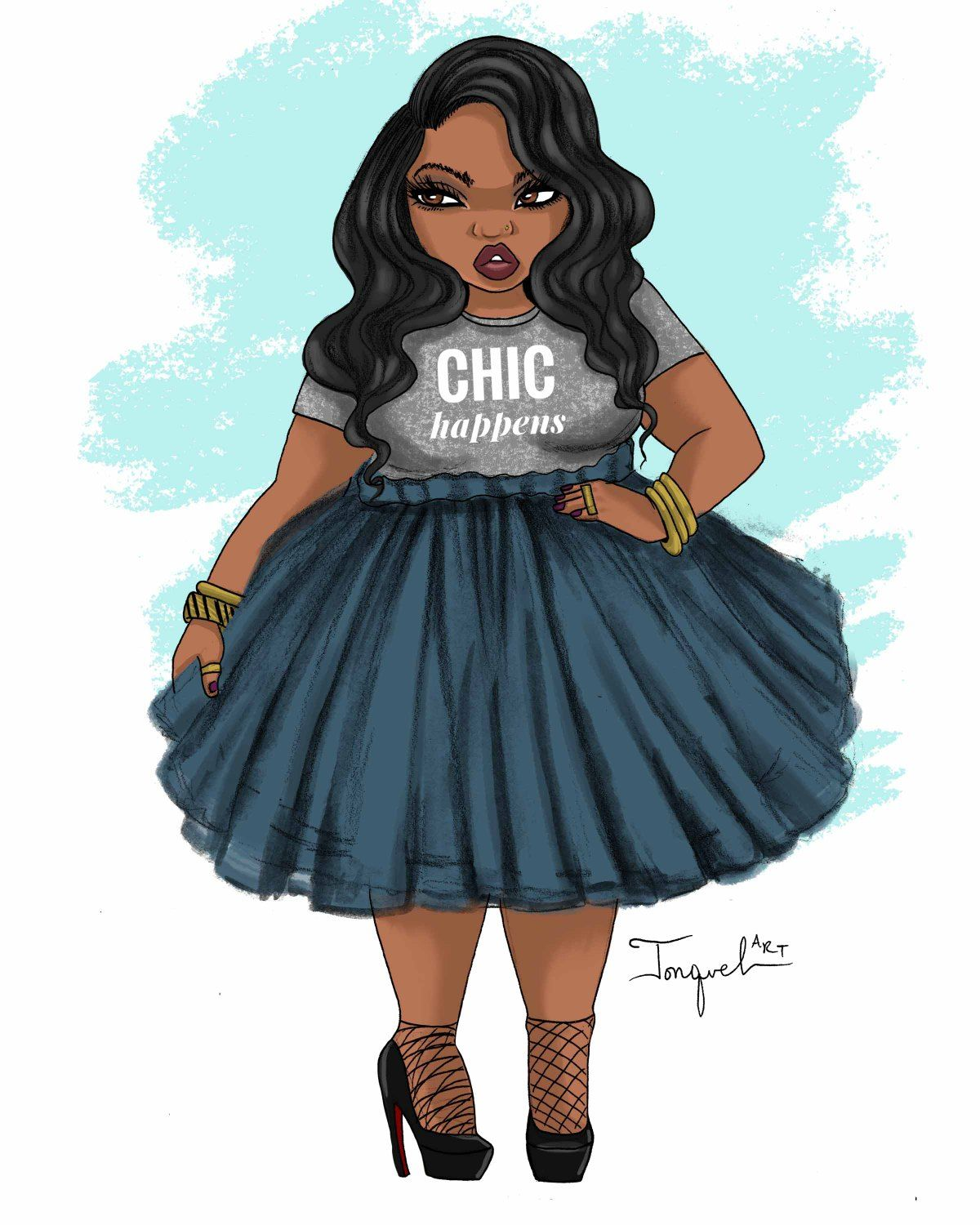 Pin By Destiny Bowser On Afrotistic Expression Black Girl Art Black Love Art Drawings Of Black Girls