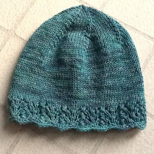 Mountain Colors Crazyfoot Ravelry Dyeknits Chemo Cap For School