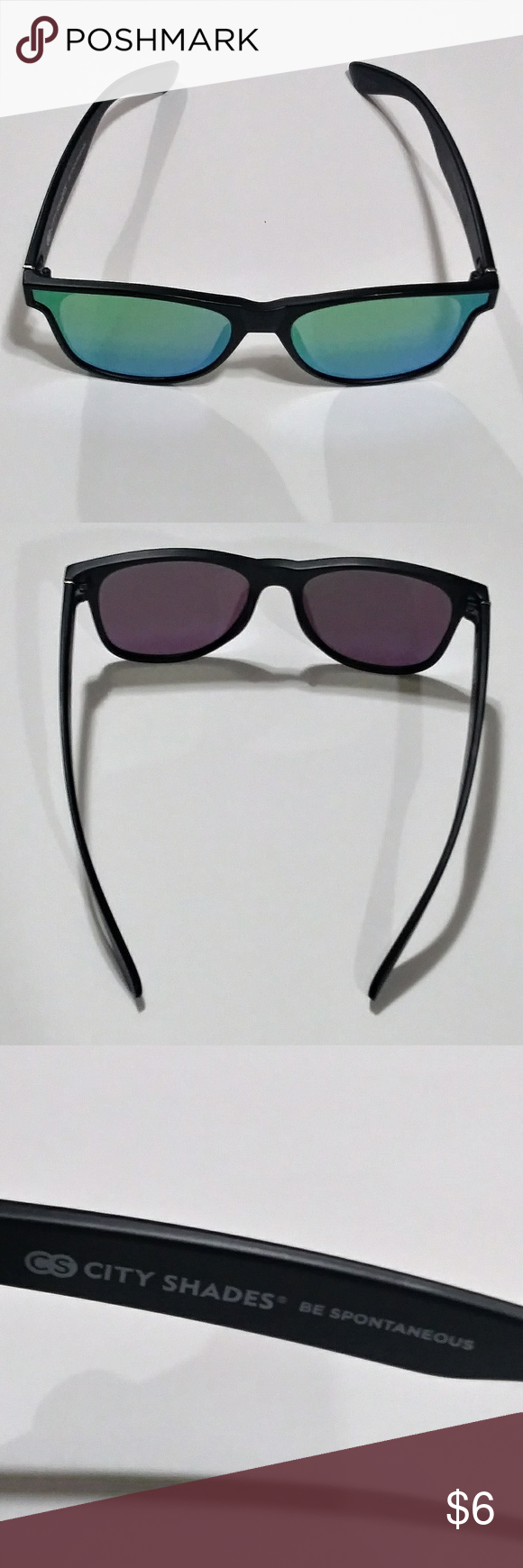 City Shades Sunglasses Sunglasses Shades Sunglasses Sunglasses Accessories