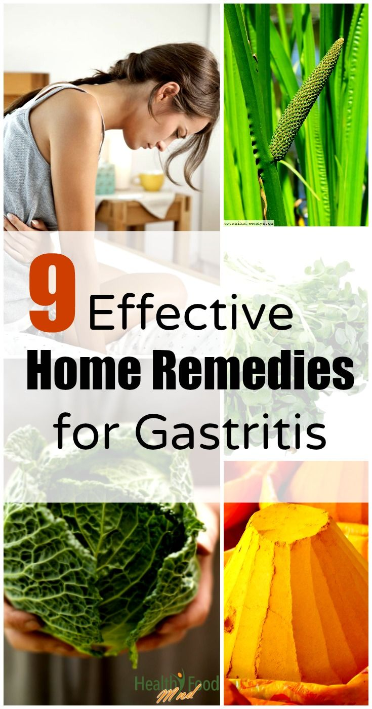 What to Do for Gastritis? These Natural Remedies Are the