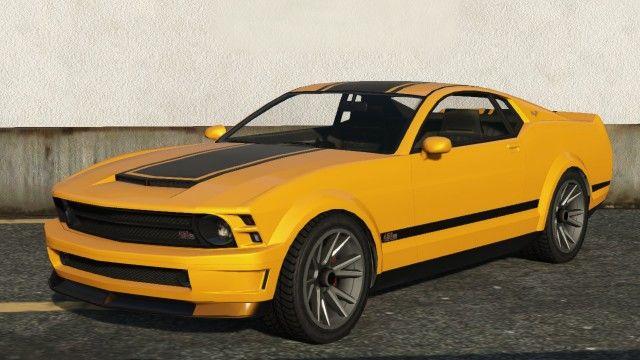 Vapid Dominator Gta Cars Gta Muscle Cars Pinterest