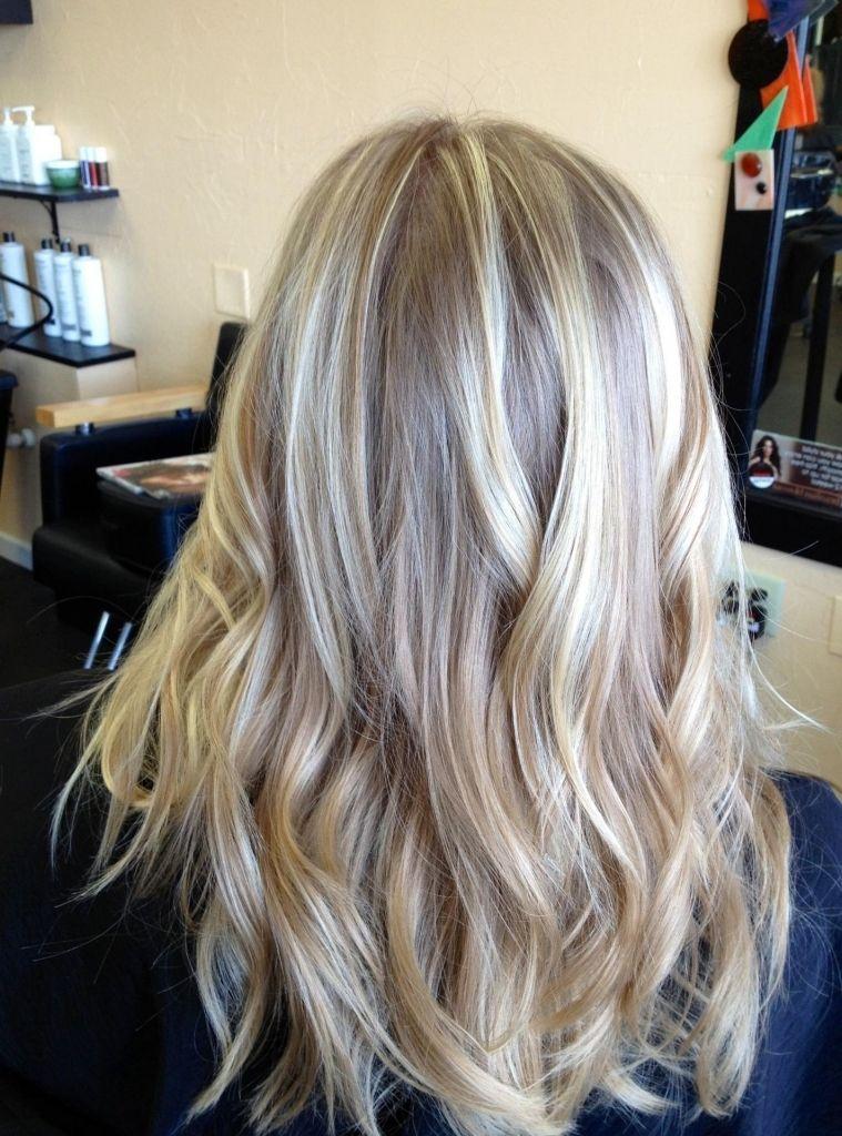 Blonde Highlight Images Ash Blonde Highlights In Blonde