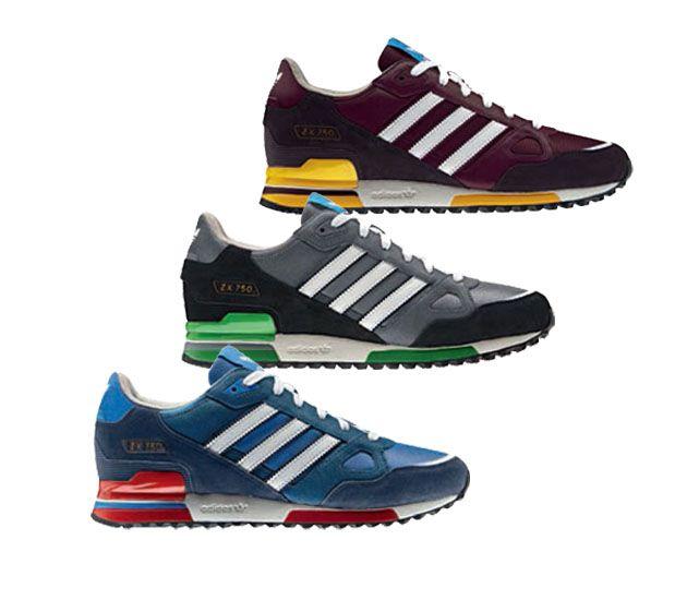 adidas originali zx 750 (jesie ń 2013) zajawka adidas, uomini