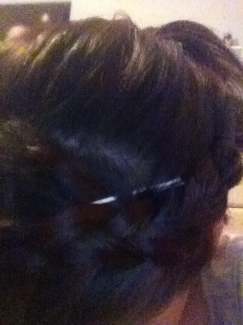 French braid in to ponytail