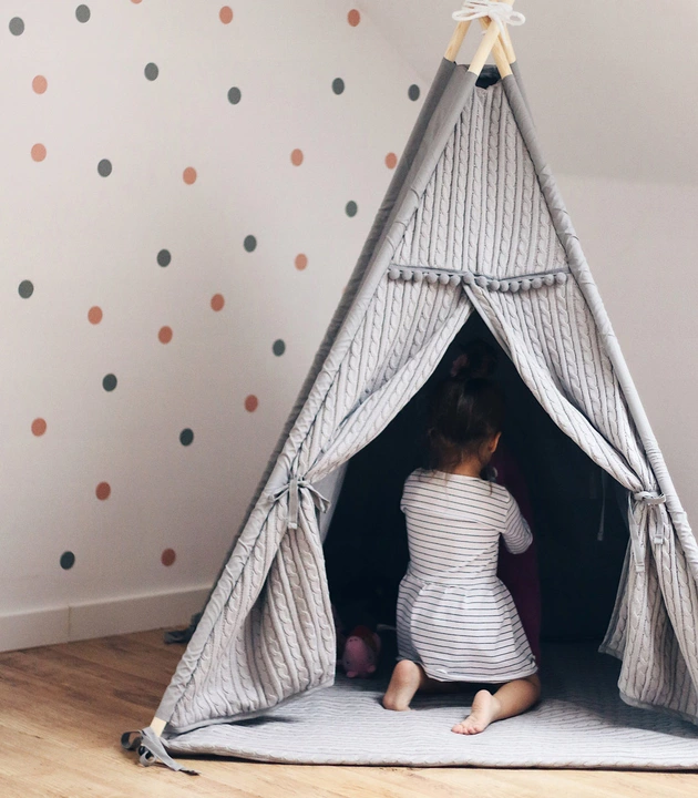 Muzpony Malmo Tipi Namiot Dla Dzieci 7798585181 Allegro Pl Room Toddler Bed Kids Room