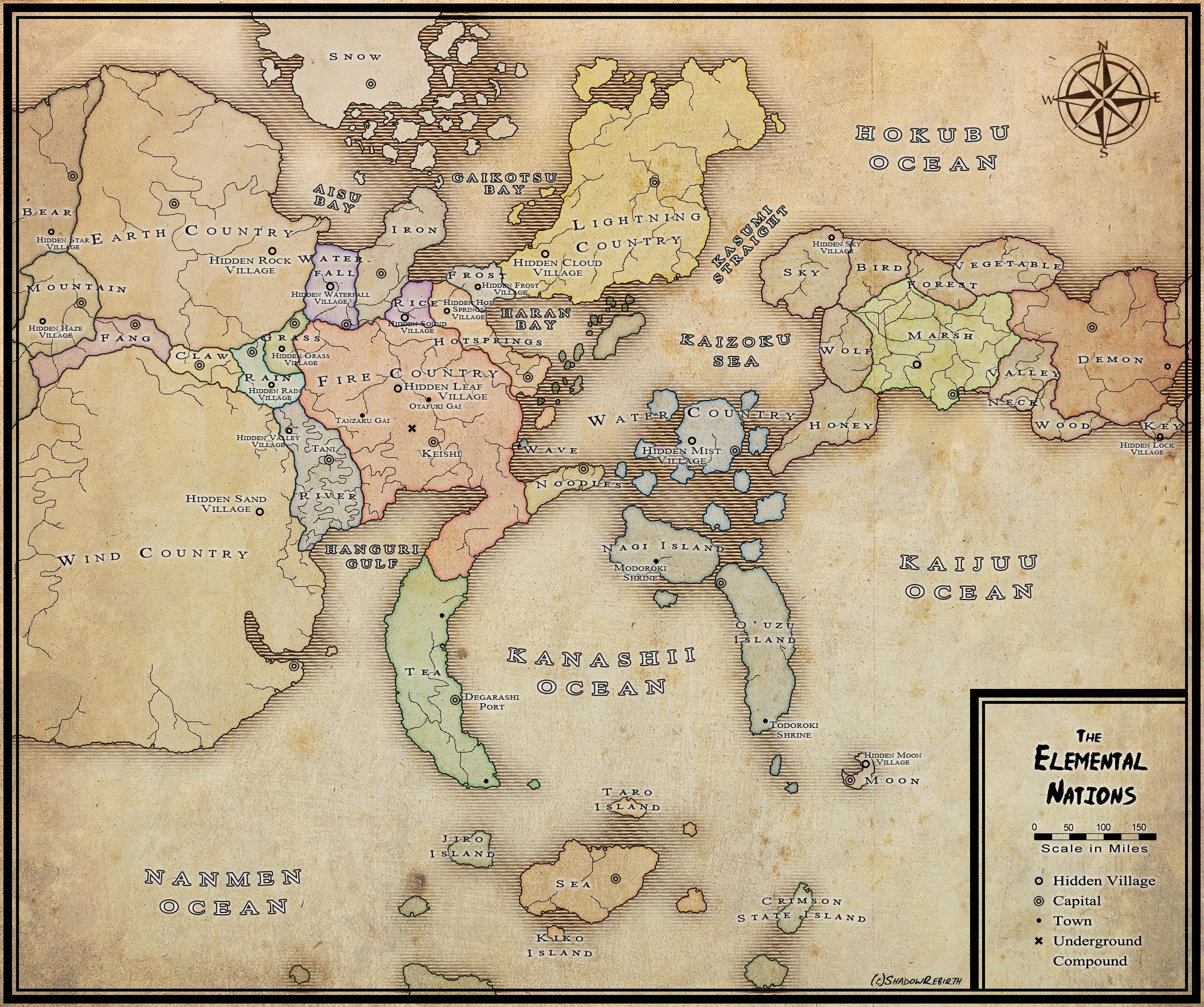 World of Naruto map by Shadowrebirthx. i think. Good job, Shadow.
