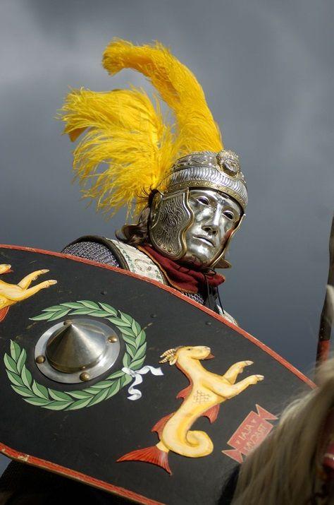 roman cavalry