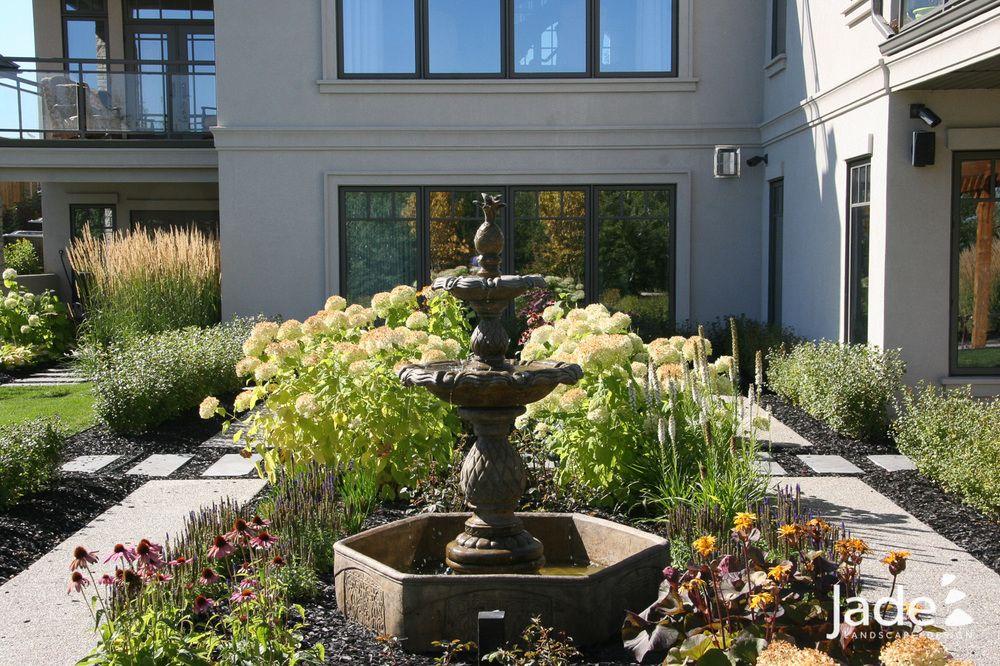 Garden Beds + Borders Projects to Try by Joan Kendall Pinterest - gartenbeet steine anlegen