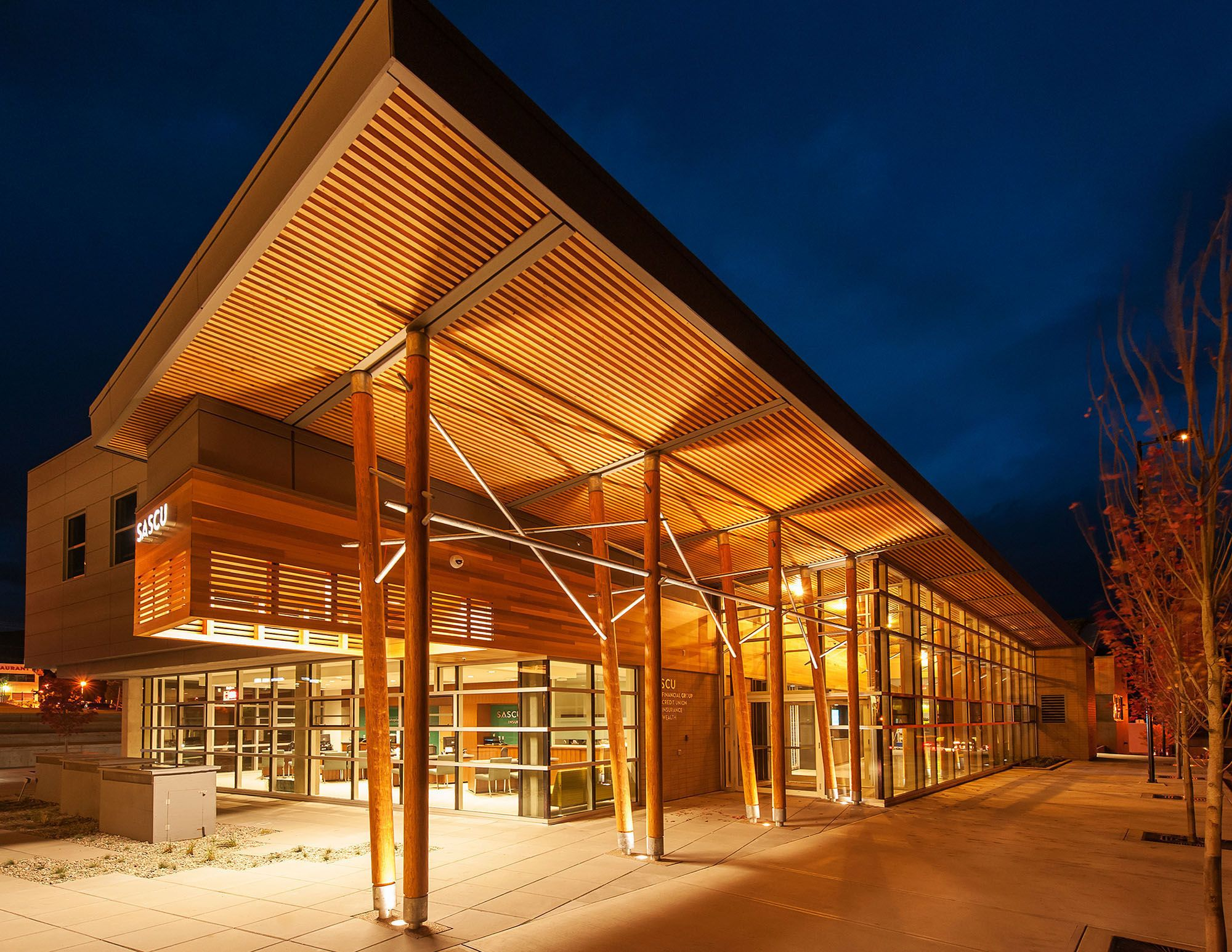 Resultado De Imagem Para Wood Building