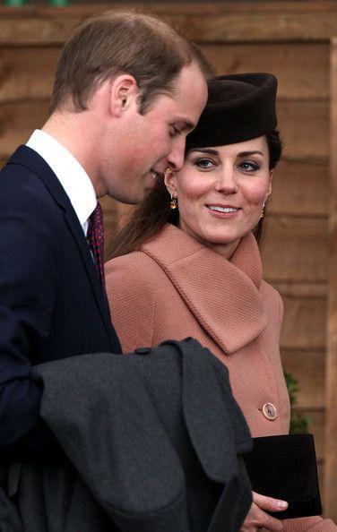 Catherine, Duchess of Cambridge and Prince William, Duke of Cambridge attend day 4 of the Cheltenham Festival at Cheltenham Racecourse on March 15, 2013 in Cheltenham, England.