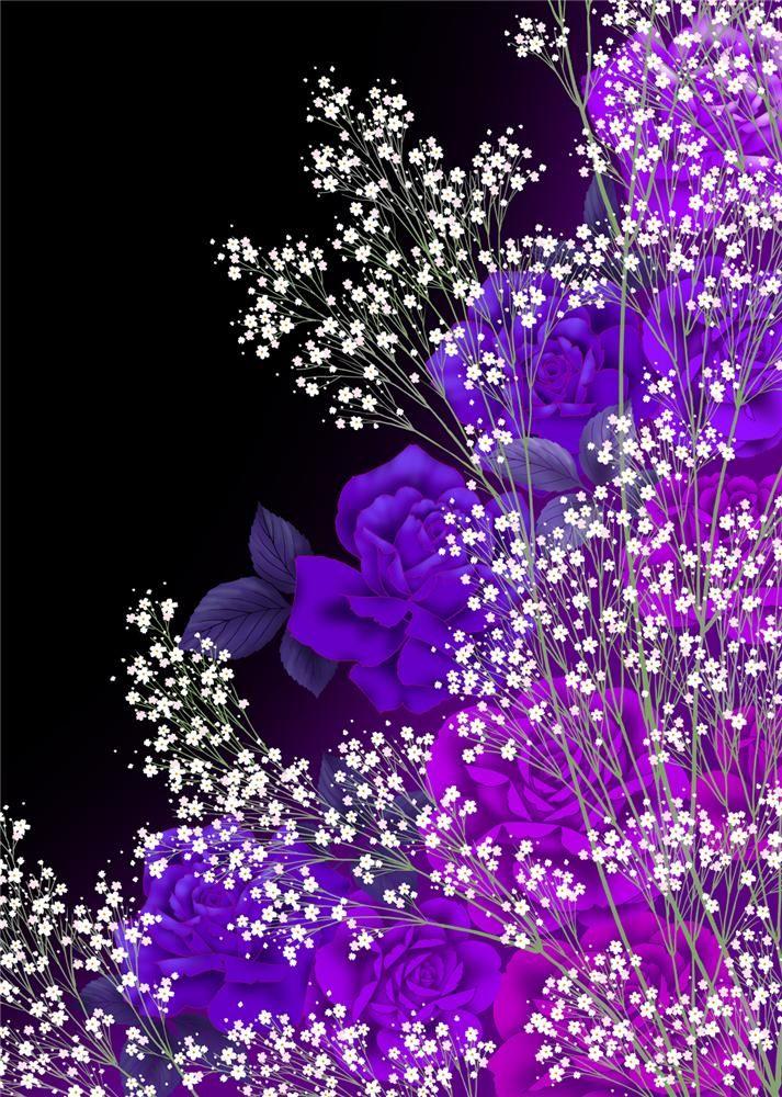 блестящие картинки самые красивые цветов