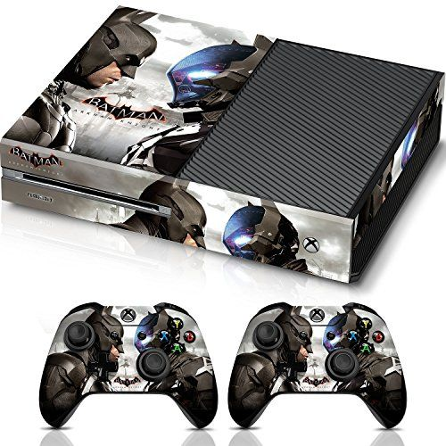 Controller Gear Batman Arkham Knight Faceoff Xbox One Combo Skin