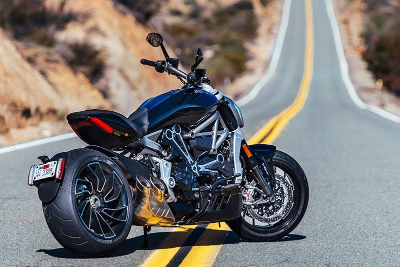 Ducati will make its debut appearance at Sturgis to showcase the XDiavel cruiser.