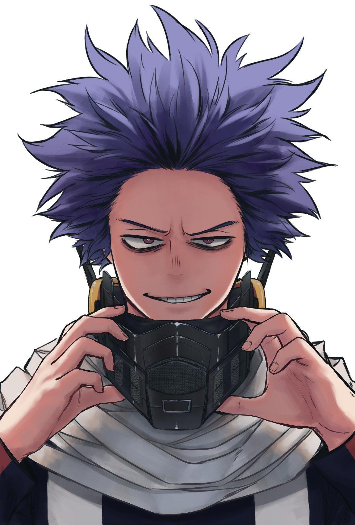Coz Shinso Is The New Aizawa My Hero Boku No Hero Academia Hero