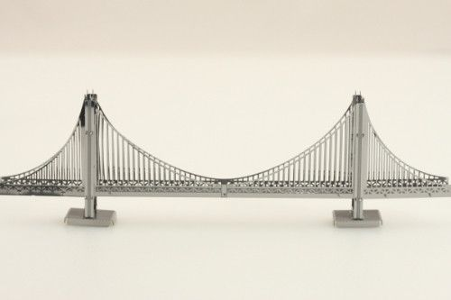 Metal Earth Golden Gate Bridge Metal Model Kit Metal Maquetas