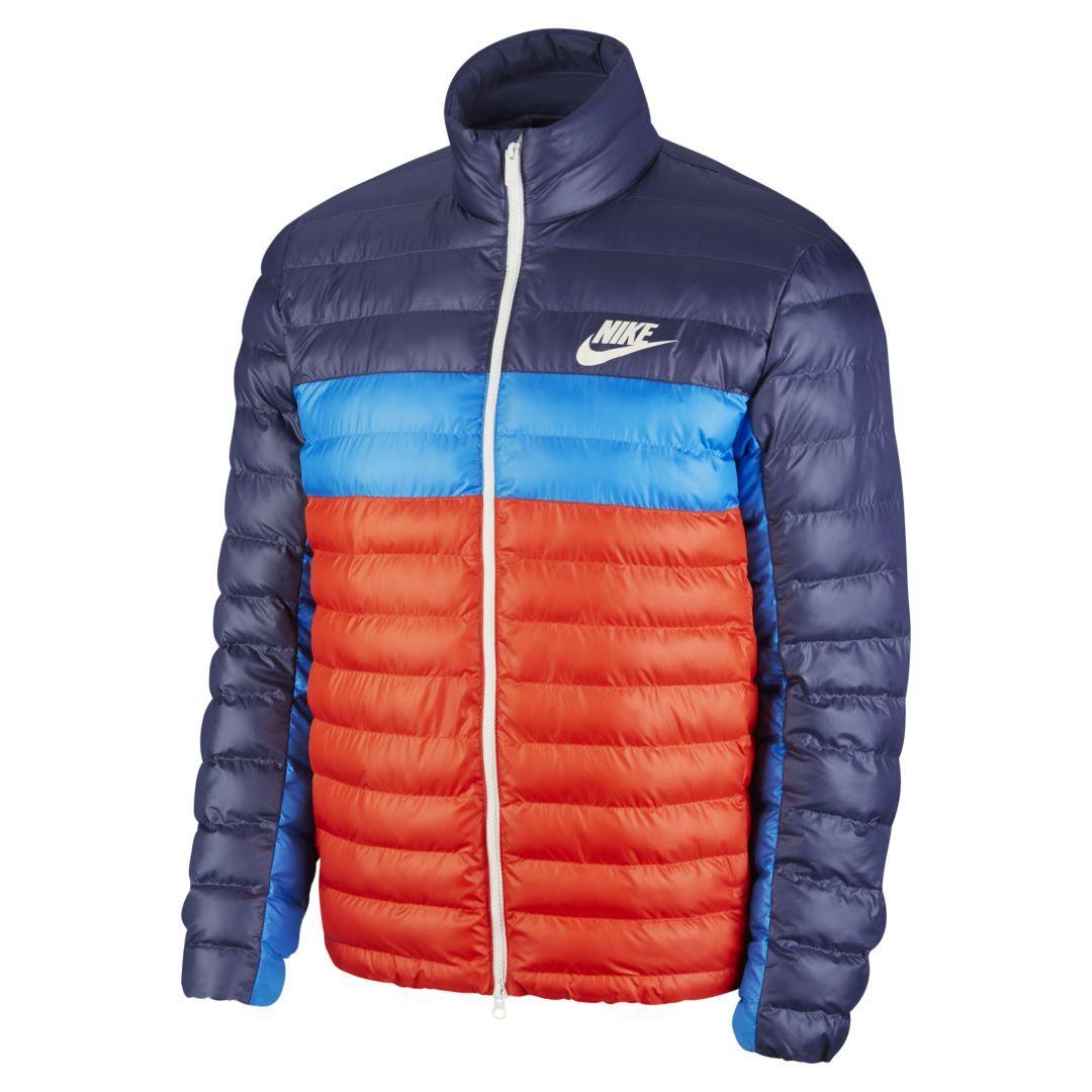 Nike Sportswear Synthetic Fill Jacket Sanded Purple Nike Clothes Mens Sports Fashion Men Nike Sportswear [ 1080 x 1080 Pixel ]