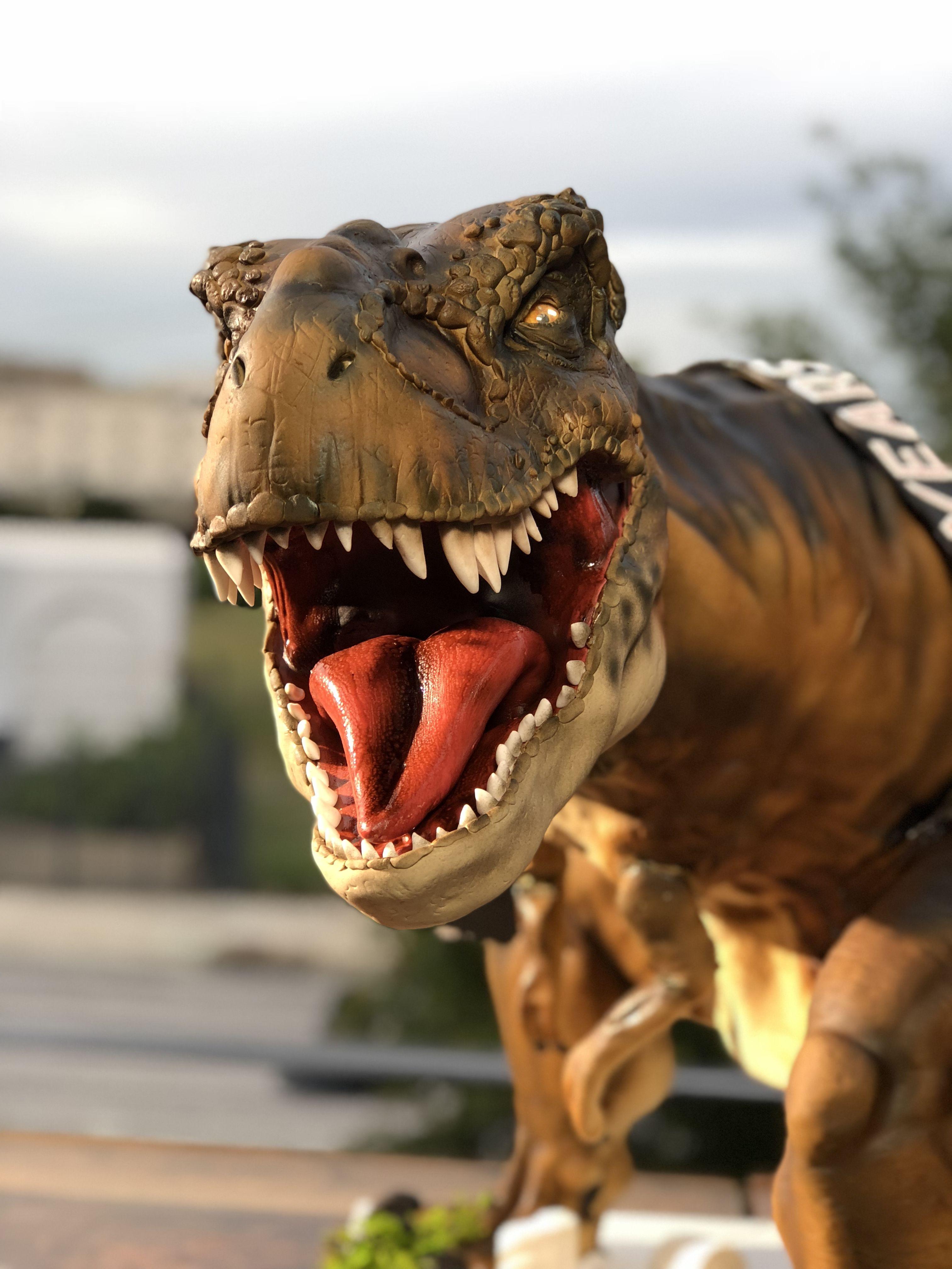 Awesome Jurassic Park Fallen World Cake T Rex By Thelondonbaker Prime 1 Studio Tyrannosaurus 1993 15 Thelondonbakercom