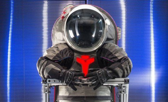 NASA Unveils New Z 2 Spacesuit Design For Future Mars Missions