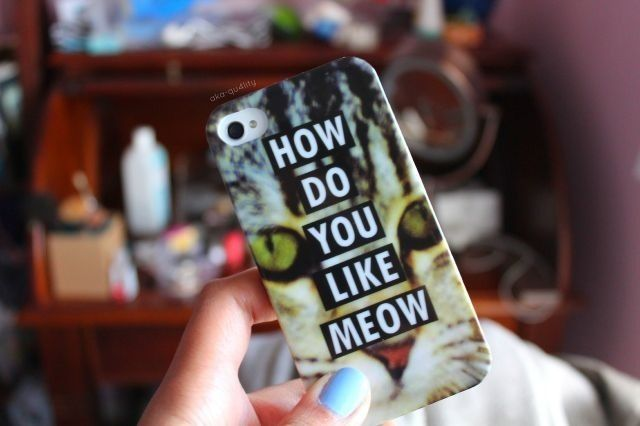 """This reminds me of """"do you like me now?"""" Phone cases"""