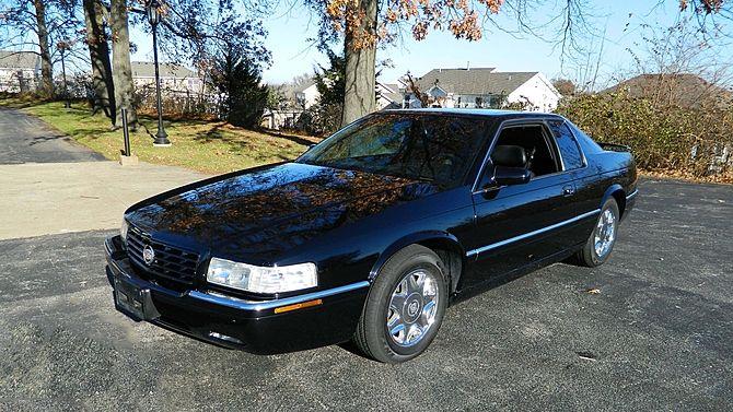 1998 Cadillac Eldorado ETC | Mecum Auctions