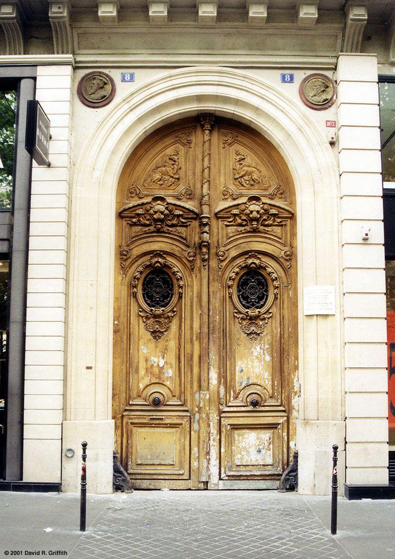 Paris doors art of doors and quality doors pinterest doors