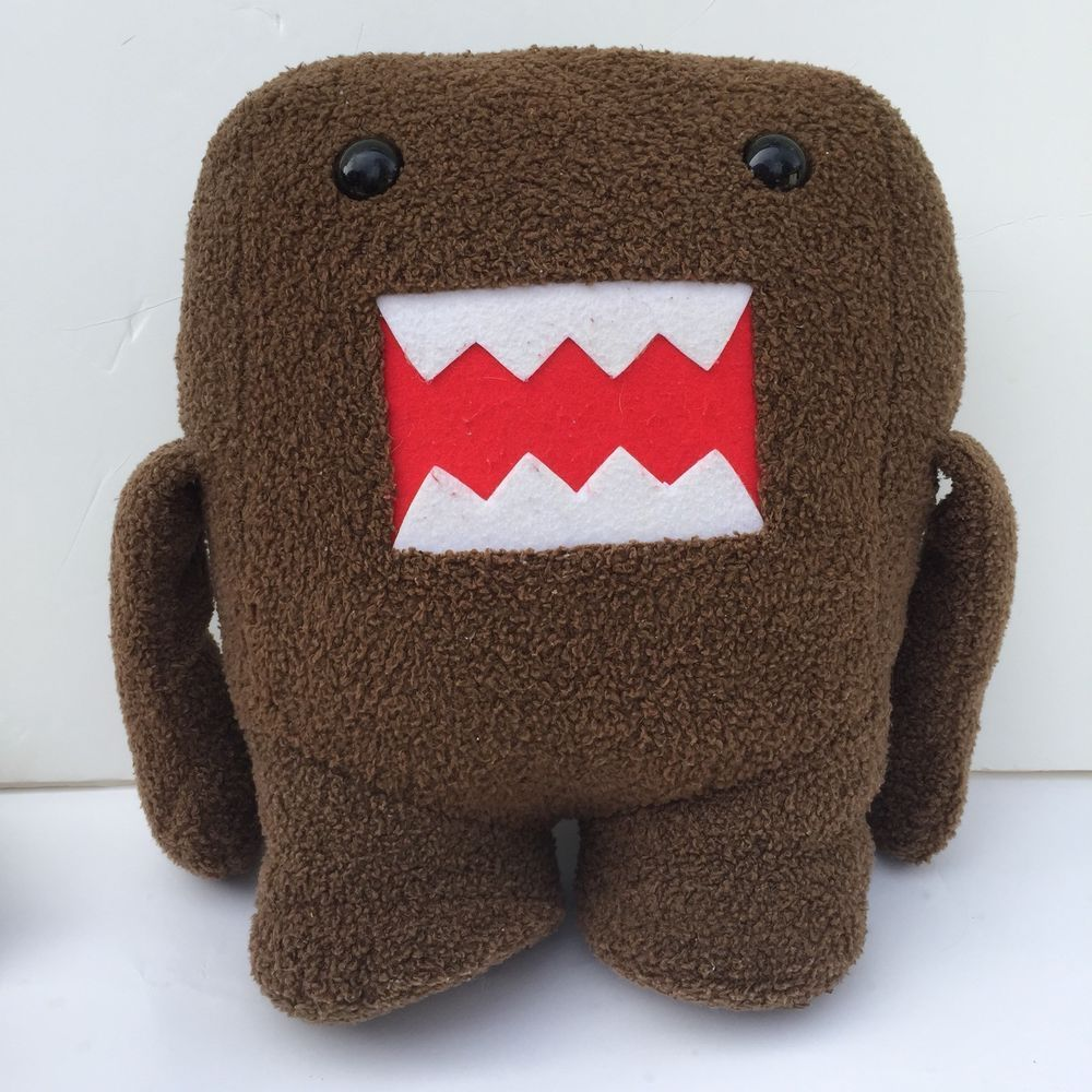Doll toys images  Play Along Domo Plush Large  Inch Stuffed Animal Doll Toy Figure