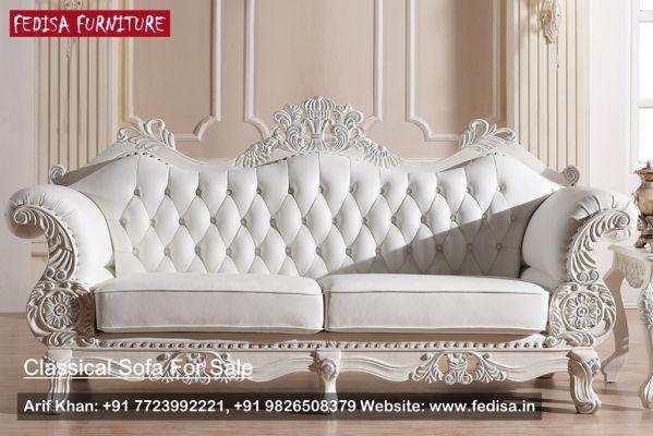 Classic Leather, Classic Sofa Designs Pictures | Fedisa ...