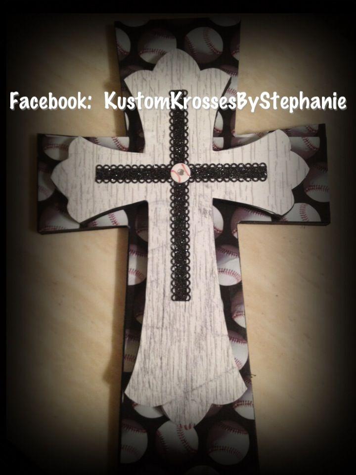 Kustom Krosses by Stephanie