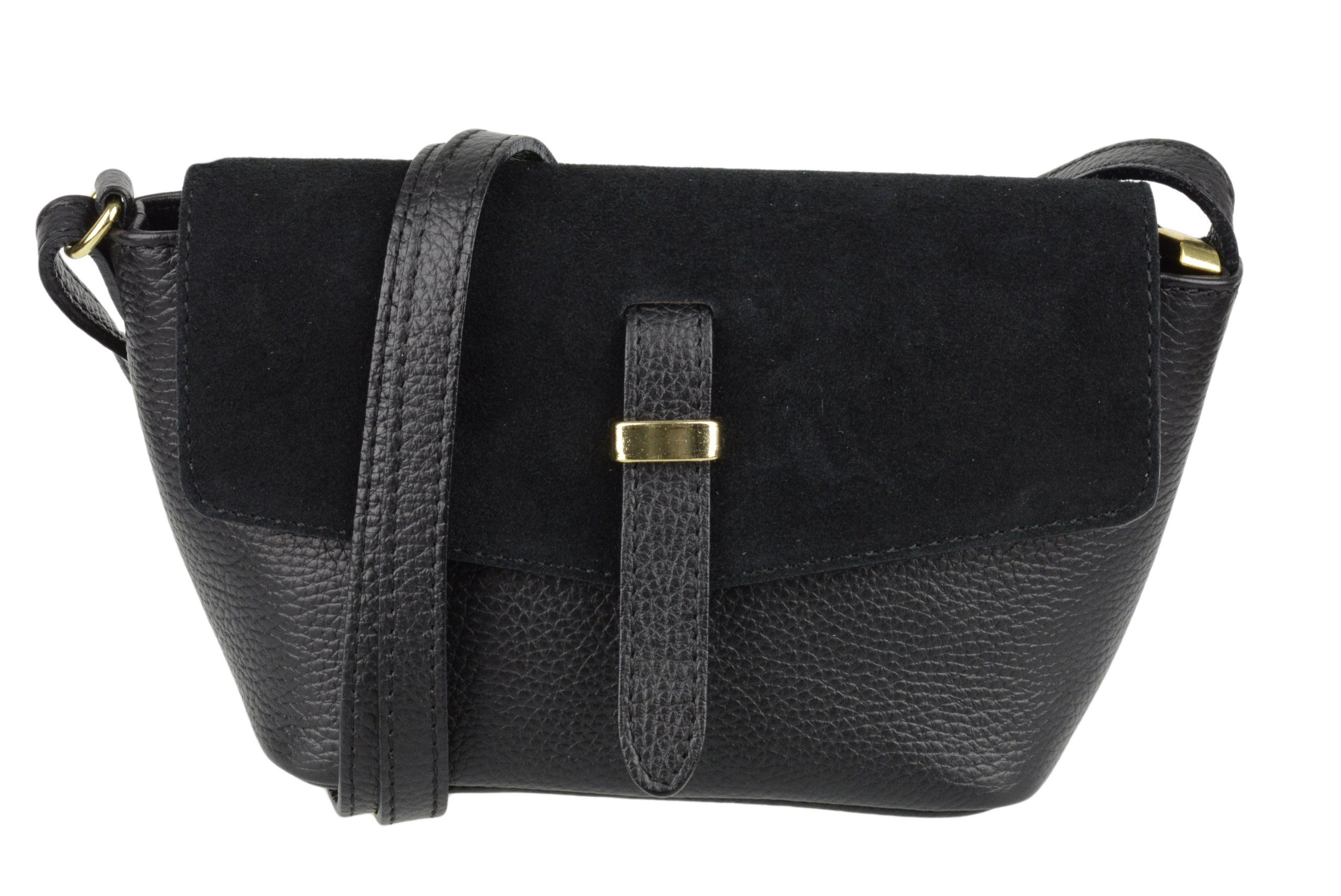 Vera Pelle Torebka Listonoszka Mala Czarna 14899 7209263385 Oficjalne Archiwum Allegro Camera Bag Bags Fashion