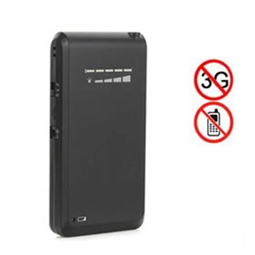 Jammer u11 , Mini Cellphone Signal Jammer Cell Phone Style - Portable Jammer